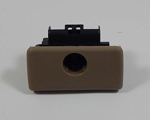 MotorStorex - Glove Box Handle Compartment Door Lock Light Tan for Toyota Fortuner Hilux GGN50 KUN50 Pickup ()