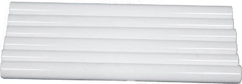 Robimatic 6WHITERAD Plumb Pak Plumb-Pak Radsnap Radiator White Pipe Sleeves 15Mm X 202Mm - Pack Of 6