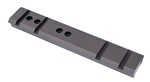 Thompson Center Accessories 55017429 Maxima Base, Encore & Omega, 1Piece, Matte black