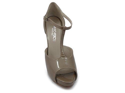 Osvaldo Women's Shoes Beige Court Pericoli fzZqxz8