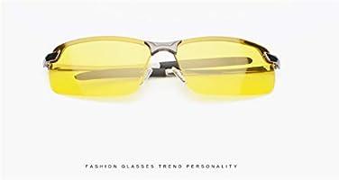 Shanyaid Ropa de Moda Día Noche con Gafas de Sol polarizadas ...