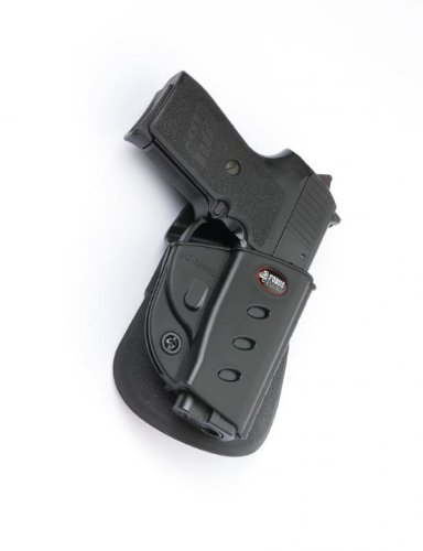 Concealed Carry Light Fobus Evolution Holster Case S&W M&P 9mm 40 45 SD9, SD40 Paddle Case Conceal Tactical & Conceal Tactical Pouch Tactical Hard Polymer (Holster Roto Arm Fire Fobus)