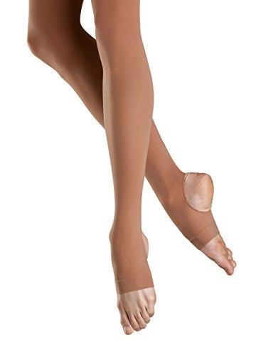bc3a018154a Bloch Dance Women s Ladies Endura Stirrup Tights