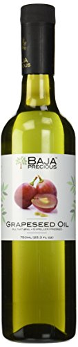 Baja Precious - Grapeseed Oil, 750ml (25.3 Fl Oz)