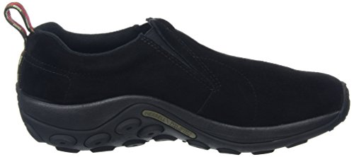 Merrell Jungle Moc Nubuck, Mocassini Uomo Midnight