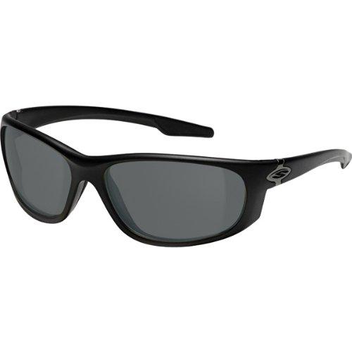 Smith Optics Chamber Tactical Lifestyle Elite Protective Military Sunglasses/Eyewear - Black/Gray/One Size Fits All (Smith Sunglasses Military)