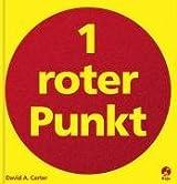 1 roter Punkt: Pop-up-Buch