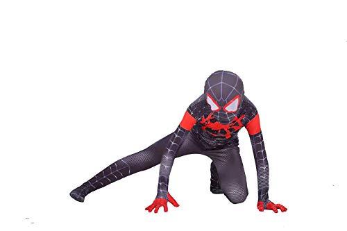 MEET The Spider-Verse Kids Bodysuit Spiderman Superhero
