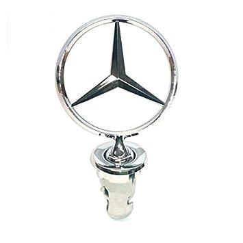 Mercedes-Benz Mercedes Estrella en enfriador Barbacoa W201, W124: Amazon.es: Coche y moto