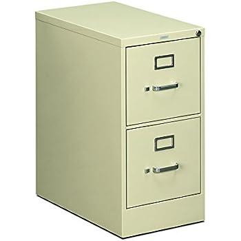 Amazon Com Hon Two Drawer Filing Cabinet 510 Series Full