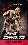 Coplan, tome 79 : FX-18 corrige le tire par Kenny