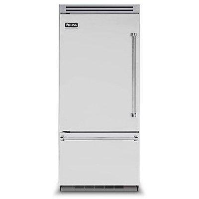 Viking VCBB5363ELSS 5 Series Bottom-Mount Refrigerator/Freezer (Left hand) (Mount Bottom French Refrigerator Door)