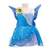 Silvermist Fairy Costume (Silvermist Fairy Rescue Dress -)