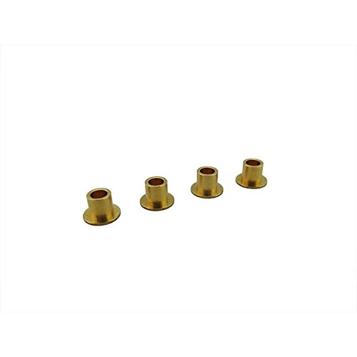 Bushing Steering Flanged (Hot Racing RYEX48H Replacement Flanged Brass Bushing for YEX4801)