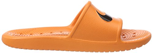 Basses black 001 Orange Multicolore Homme Nike Shower solar Orange Kawa Sneakers solar qnAt8g