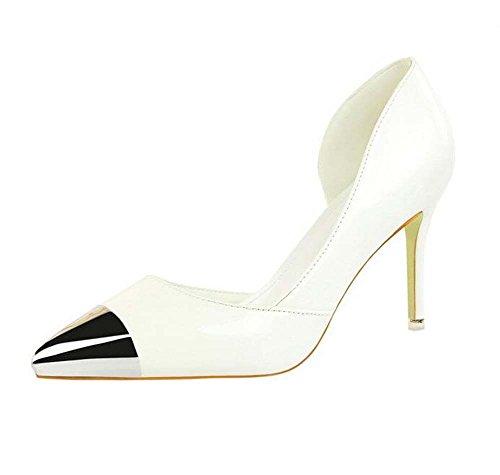 Zapatos de de Zapatos Mujer Tac Desnudos Bombas qEwpRaxCx