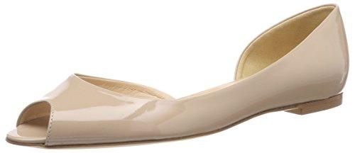 Nude Ballet Flats Beige Fabio Open Schaftballerinas Women's 771 Toe Rusconi 6qPwST6Z