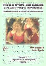 Descargar Libro Musica De Silvestre Peñas Echeverria Para Coros ... - Volumen Ii - Mª Concepcion Peñas Garcia