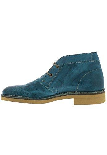 FLY LONDON Yat mousse/cupido, Größe:36, Farbe:blau