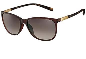 Esprit women's sunglasses-Brown/Brown-ET17902/535 size55-15-135mm