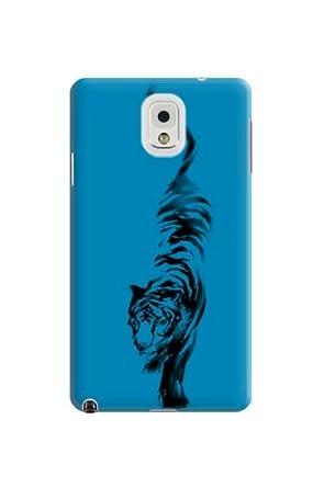 Amazon.com: Tiger ink Pattern Design Phone Case Back Snap ...