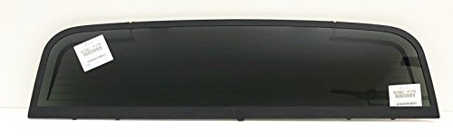 Rear Heated Window - CMX Fits 2002-2014 Cadillac Escalade EXT,2002-2013 Chevrolet Avalanche Rear Window Back Glass Heated OEM