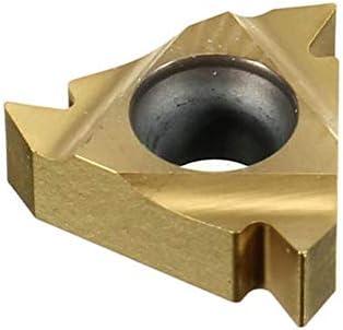 PIKA PIKA QIO 10pcs 11IR A60 Carbide Einsatz for Drehwerkzeughalter Bar Boring Drehwerkzeuge