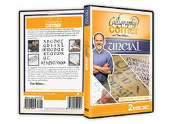 Calligraphy Corner with Dan Nelson DVD ()