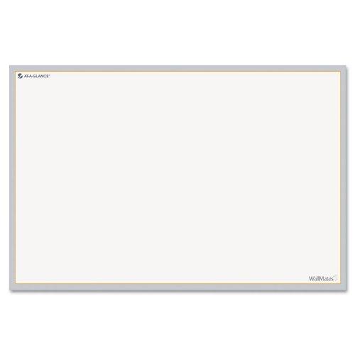 AAGAW601028 - At-a-Glance WallMates Self-Adhesive Dry Erase Writing Surface by At-A-Glance
