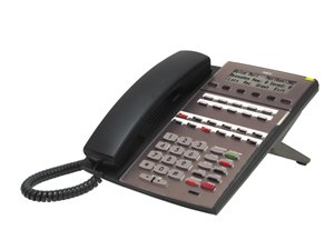 NEC 1090020 DSX 22-Button Display Telephone - Black ()