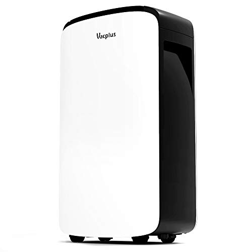 Vacplus 30 Pints Dehumidifier for Medium Rooms