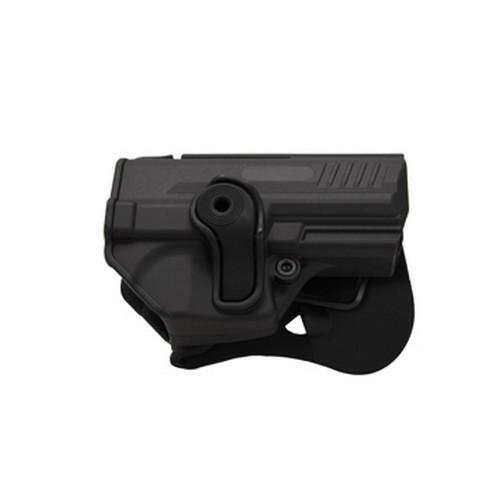 SigTac Retention P30 Roto Paddle Holster, Black, Right