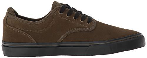 Pictures of Emerica Men's Wino G6 Skate Shoe Black Black D(M) US 3