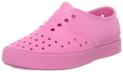 Native Miller Slip-On Sneaker (Toddler/Little Kid/Big Kid),Hollywood Pink Solid,13 M US Little Kid by Native