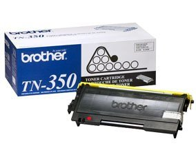 NEW BROTHER OEM TONER FOR HL-2040 - 1 STANDARD YIELD BLACK TONER (Printing Supplies) by BROTHER