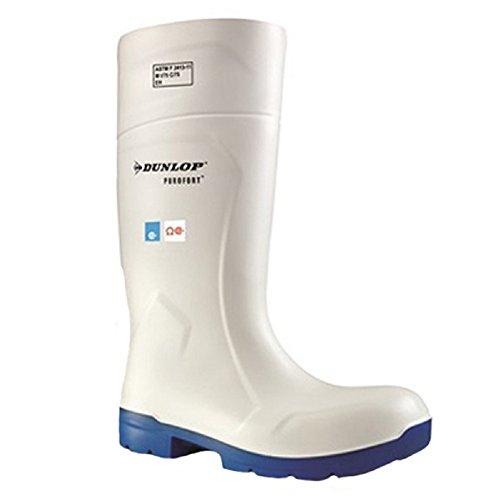 Dunlop Foodpro Purofort Scarpe Di Sicurezza Multigrip Ea51831 Taglia - 6 Bianco