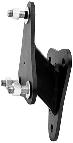 MBRP 130718 Black Coated Spare Tire Relocate Bracket (Jk Jeep Spare Tire compare prices)