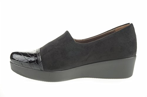 Peau Chaussure Shoes Lince Black LA DE CS1nwtq