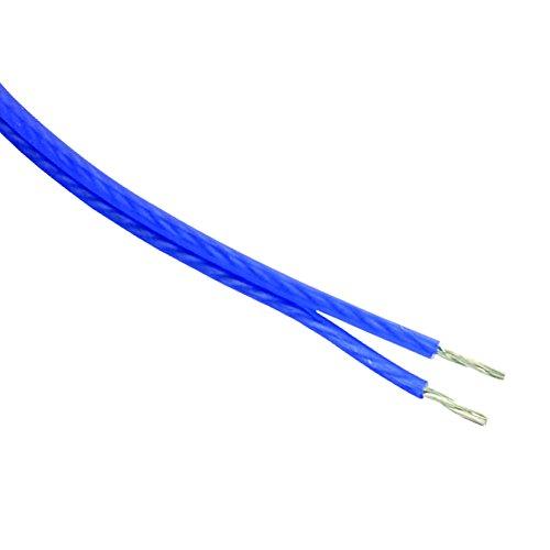 Stinger SHW516B500 16 Gauge Blue HPM Premium Cable 500 -Foot, Blue ()