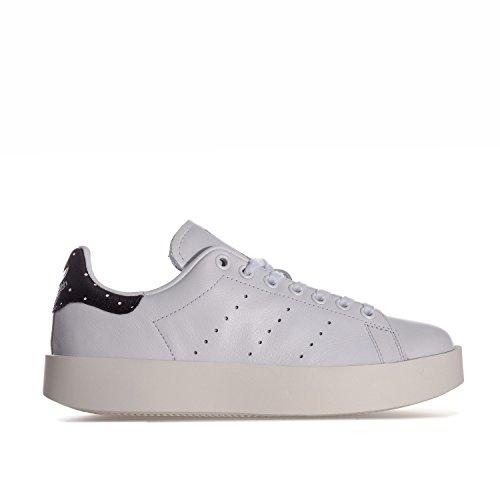 adidas Stan Smith Bold W White White Black running white/running white/core black