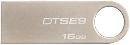 Kingston Digital DataTraveler SE9 16GB USB 2.0 Dispositivo Flash (DTSE9H/16GBZ)