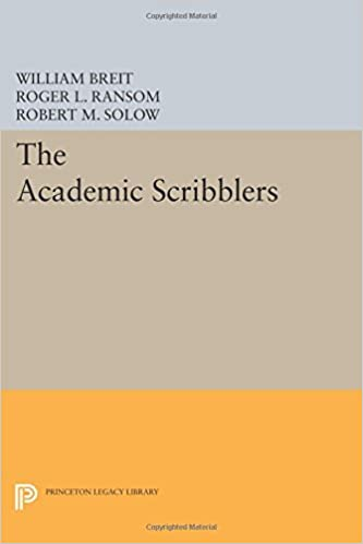 The Academic Scribblers: Third Edition (Princeton Legacy Library)