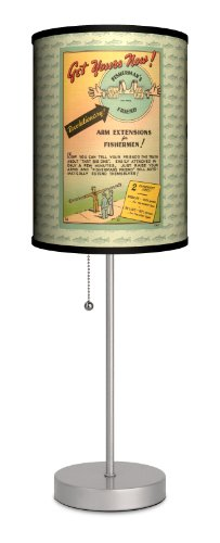 Sports - Fisherman's Friend Sport Silver Lamp