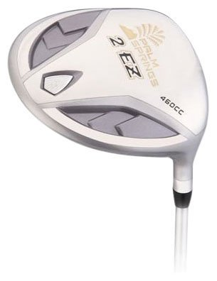 Palm Springs Golf 2ez 460cc Driver 12 LRH Lady Flex