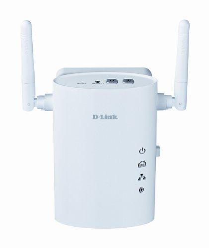 D-Link DHP-W306AV Powerline AV Wireless N Extender, HomePlug AV, 11n