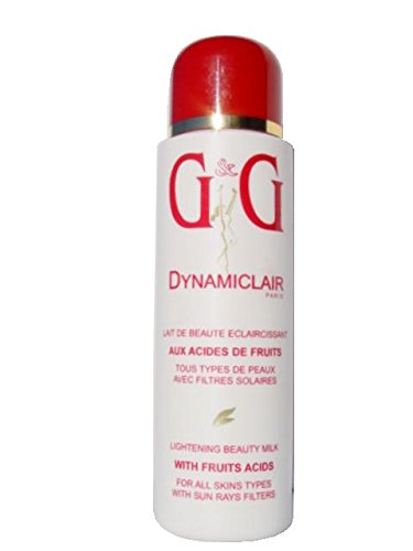 G & G Dynamiclair Lightening Beauty Milk 16.9 F. ()
