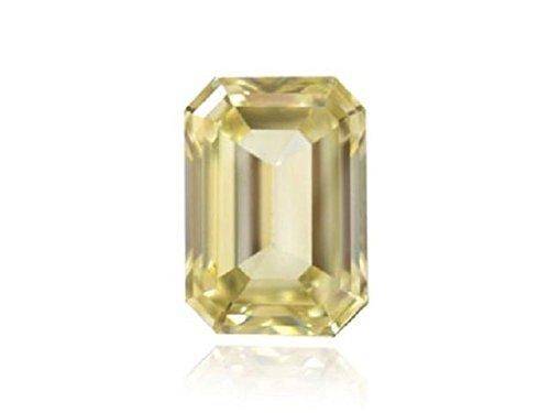 0.61 Ct Emerald Cut Diamond - 4