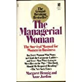 Managerial Woman, Margaret Henning, 0671674315