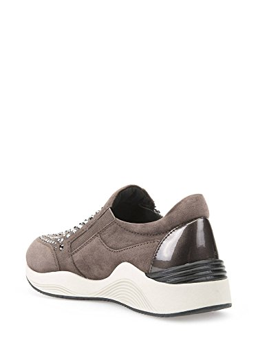 Geox D640sc0021 Geox Grigio D640sc0021 Sneakers Donna 7gwdnqW4