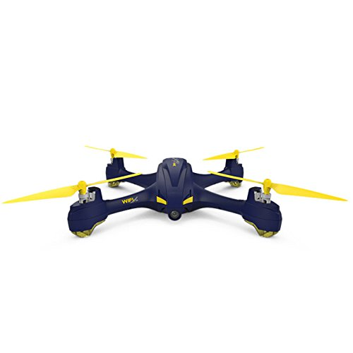IDS Home HUBSAN H507A X4 Star Pro GPS RC Drone 6 Axis Gyro Quadcopter with 2.4GHz Wireless Remote Control - Deep Blue RTF